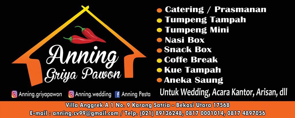 Anning Griya Pawon bekasi - Wedding Organizer Bekasi